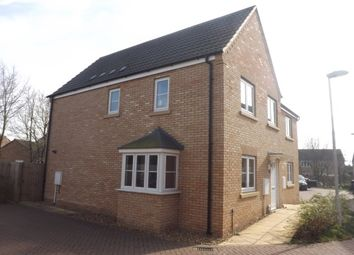 Thumbnail 3 bedroom property to rent in Perkins Court, Sapley, Huntingdon