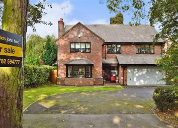 Thumbnail 4 bed detached house for sale in Pinetree Drive, Blythe Bridge, Stoke-On-Trent