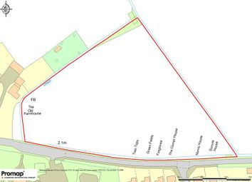 Thumbnail Commercial property for sale in Development Site, Old Main Road, Old Leake, Boston