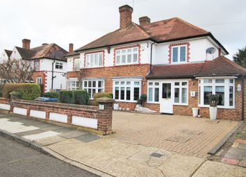 Thumbnail 4 bed semi-detached house for sale in Perry How, Worcester Park