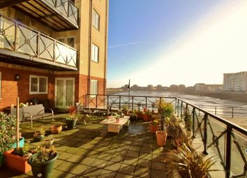 Thumbnail 2 bedroom flat for sale in Macquarie Quay, Eastbourne
