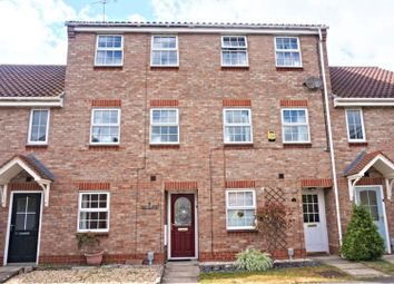 Thumbnail 4 bed town house for sale in Aire Close, Brough