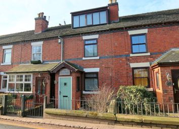 Thumbnail 3 bed terraced house for sale in Longton Road, Barlaston