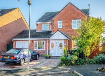 Thumbnail 4 bed detached house for sale in Gallipoli Drive, Brockhill Village, Worcester