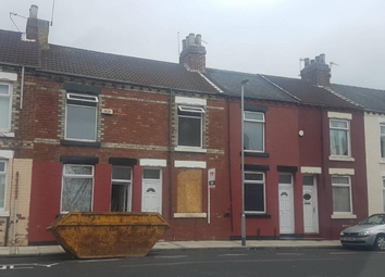 Thumbnail 2 bed terraced house for sale in Percy Street, Middlesbrough
