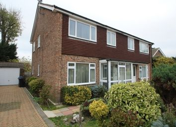 Thumbnail 4 bed semi-detached house to rent in Edgewood Green, Croydon