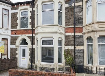 Thumbnail 3 bed terraced house for sale in Theobald Road, Canton, Cardiff, South Glamorgan