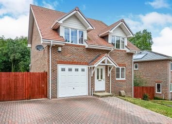 Thumbnail 4 bed detached house for sale in Hill Cottage Gardens, West End, Southampton