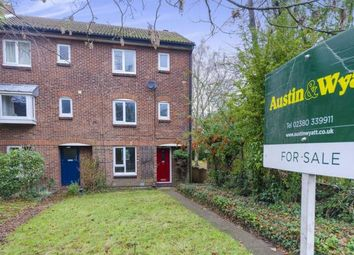 Thumbnail 4 bedroom end terrace house for sale in Ranelagh Gardens, Shirley, Southampton