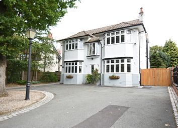 Thumbnail 5 bedroom detached house for sale in Bramhall Lane South, Bramhall, Stockport