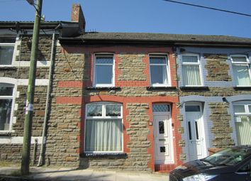 3 bed terraced house for sale in Usk Road, Bargoed CF81