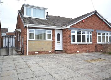Thumbnail 2 bed semi-detached bungalow for sale in Ferndown Drive, Clayton, Newcastle-Under-Lyme