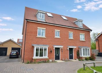 Thumbnail 4 bed semi-detached house for sale in Chapmans Close, Little Canfield, Dunmow