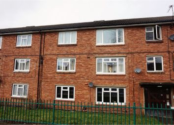 Thumbnail 2 bed flat for sale in Central Drive, Gornal