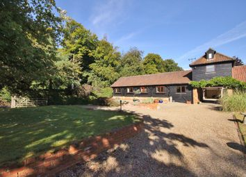 Thumbnail 1 bedroom barn conversion to rent in Wyfold Road, Wyfold, Reading