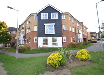 Thumbnail 2 bed flat for sale in Plomer Avenue, Hoddesdon