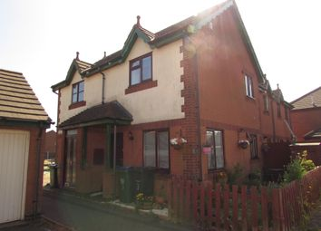Thumbnail 1 bed terraced house for sale in Monins Avenue, Tipton