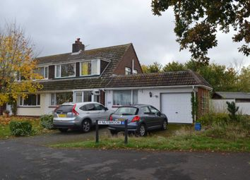 Thumbnail 4 bed semi-detached house for sale in Nutbrook, Exmouth