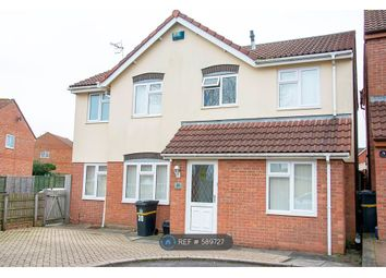Thumbnail 4 bedroom detached house to rent in Doulton Way, Bristol