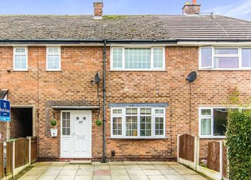 Thumbnail 3 bed terraced house for sale in Holly Bank Road, Wilmslow