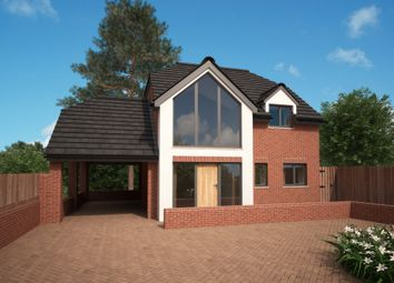 Thumbnail 4 bedroom detached house for sale in Collaroy Road, Cold Ash, Thatcham
