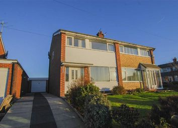 Thumbnail 3 bed semi-detached house to rent in How Lea Drive, Walmersley, Bury