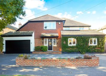 Thumbnail 5 bed detached house for sale in Woodlands Way, Ashtead, Surrey