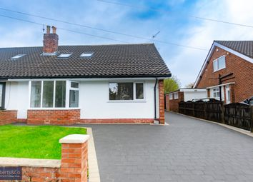 Thumbnail 4 bed semi-detached bungalow for sale in Brookfield Drive, Fulwood, Preston