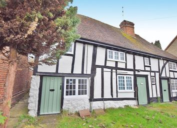 Thumbnail 1 bed end terrace house to rent in Upper Street, Leeds, Maidstone