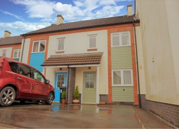 Thumbnail 2 bed terraced house for sale in Wheeler Close, Ludlow