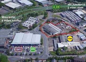 Thumbnail Commercial property for sale in Units 1-6, George Baylis Road, Droitwich, Worcestershire