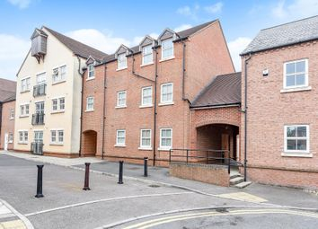 Thumbnail 2 bed flat for sale in Broka Court, Fairford Leys