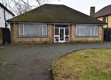 Thumbnail 3 bed detached bungalow to rent in Manor Road, Chigwell, Essex.