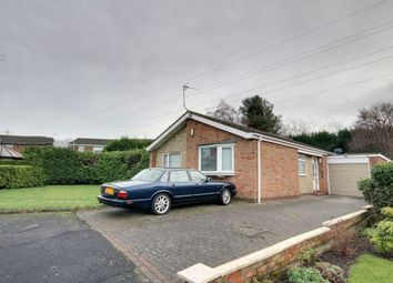 Thumbnail 3 bed bungalow for sale in Mangrove Close, St Johns Estate, Newcastle Upon Tyne