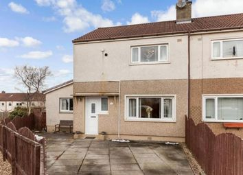 Thumbnail 4 bed end terrace house for sale in Kiniver Drive, Blairdardie, Glasgow