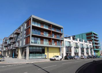 Thumbnail 1 bed flat to rent in Hobart Street, Plymouth