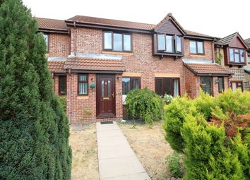 Thumbnail 2 bed terraced house for sale in Coracle Close, Warsash, Southampton