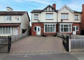 Thumbnail 3 bed semi-detached house for sale in Wolverhampton Street, Willenhall