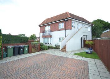 Thumbnail 2 bedroom maisonette for sale in Amis Avenue, West Ewell, Epsom