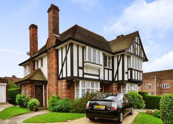 Thumbnail 1 bed flat to rent in Ossulton Way, East Finchley