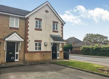 Thumbnail 3 bedroom end terrace house for sale in St. Johns Road, Ely