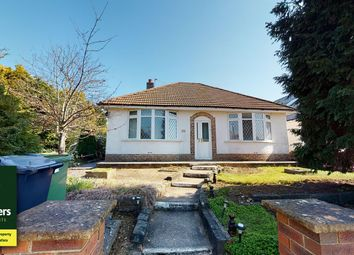 Thumbnail 3 bed detached bungalow for sale in Heol Stradling, Cardiff