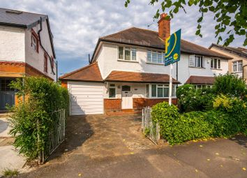 Thumbnail 4 bed semi-detached house for sale in St James Road, Sutton