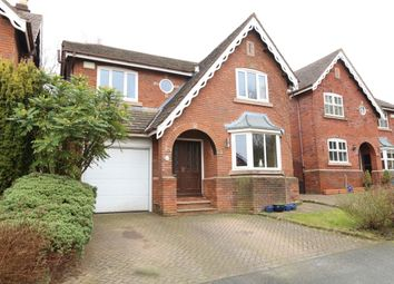 Thumbnail 5 bed detached house for sale in Orchard Rise, Hill Street, Hyde