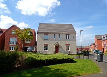 Thumbnail 4 bedroom detached house for sale in Edgefield, Shiremoor, Newcastle Upon Tyne