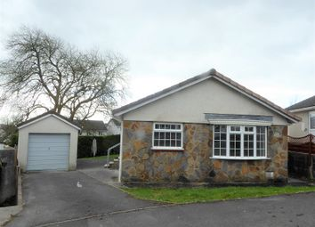 Thumbnail 2 bedroom bungalow for sale in Maple Drive, Brackla, Bridgend, Bridgend County.