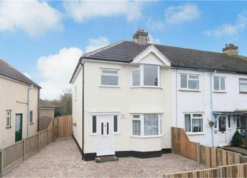 Thumbnail 3 bed end terrace house for sale in Greenhill Gardens, Herne Bay, Kent