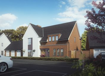 "Thumbnail 4 bedroom detached house for sale in ""Highclere"" at Ark Royal Avenue, Exeter"