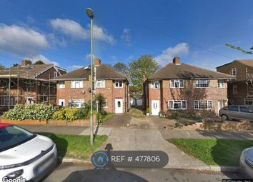 Thumbnail 3 bed flat to rent in Bassetts Way, Orpington