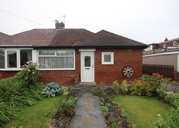 Thumbnail 2 bed semi-detached bungalow for sale in Kinross Crescent, Blackpool